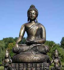 a buddha statue is not an idol